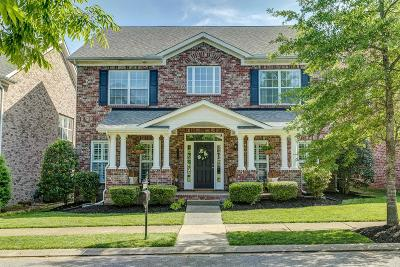 Franklin Single Family Home Under Contract - Showing: 315 Meadowglade Ln