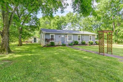 Hendersonville Single Family Home Active Under Contract: 103 Plumlee Ct