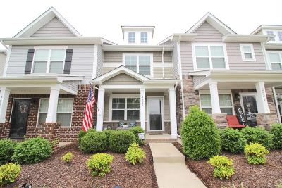 Hermitage Condo/Townhouse For Sale: 2028 Hickory Brook Dr