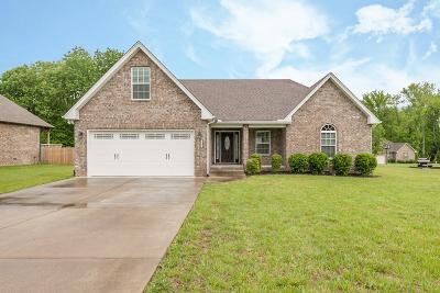 Goodlettsville Single Family Home For Sale: 1048 Station Dr