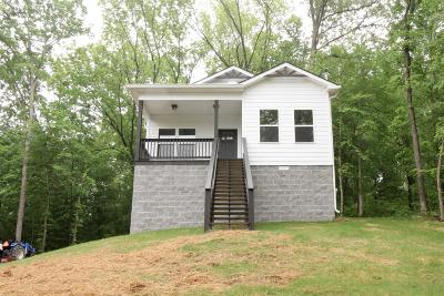 Robertson County Single Family Home Under Contract - Showing: 2637 Distillery Rd Lot 18