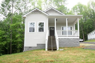 Robertson County Single Family Home Under Contract - Showing: 2639 Distillery Rd Lot 19