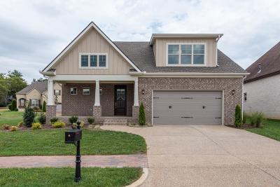 Gallatin Single Family Home For Sale: 909 Fairington Way