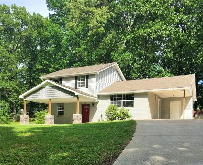 Dickson Single Family Home Under Contract - Showing: 307 Shady Hollow Rd