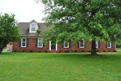 Murfreesboro TN Single Family Home Under Contract - Not Showing: $339,900