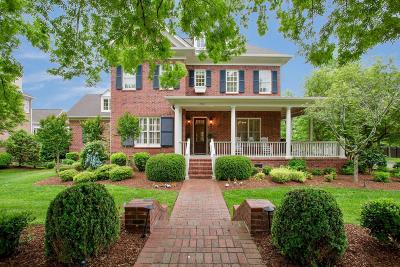 Franklin Single Family Home For Sale: 1700 Championship Blvd