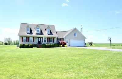 Christian County Single Family Home For Sale: 675 Billy Goat Hill Rd