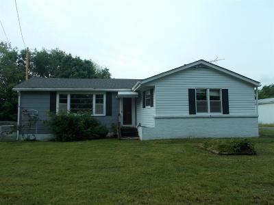 Pleasant View TN Single Family Home Under Contract - Showing: $145,000