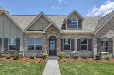 Gallatin Single Family Home Active Under Contract: 182 Monarchos Dr - Lot 306