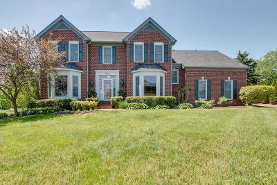 Brentwood TN Single Family Home For Sale: $599,990