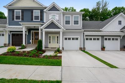 Franklin Condo/Townhouse For Sale: 4092 Gracious Drive