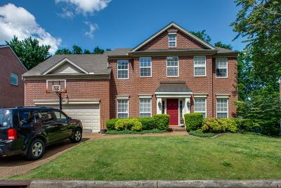 Nashville Single Family Home For Sale: 524 Cold Stream Place
