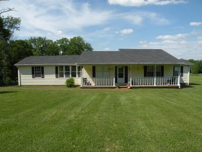 Lebanon Single Family Home Under Contract - Showing: 1111 Rogers Ln