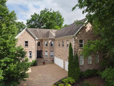 Brentwood Single Family Home Under Contract - Not Showing: 9521 Grand Haven Dr