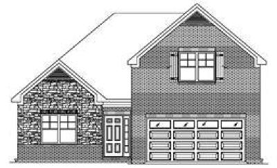 Fairview Single Family Home For Sale: 1041 Brayden Drive Lot 32