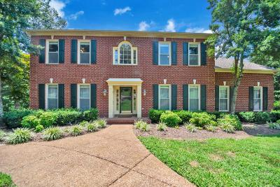 Brentwood Single Family Home For Sale: 1521 Woodfield Ct.