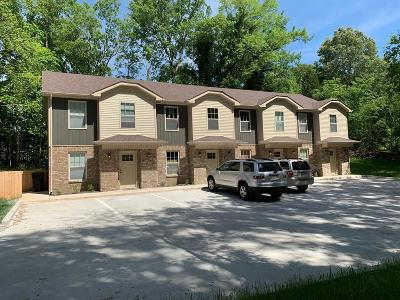 Clarksville Multi Family Home Under Contract - Not Showing: 1560 E Knollwood Cir