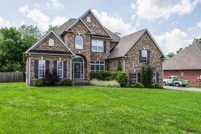 Fairview Single Family Home Active Under Contract: 7115 Donald Wilson Dr