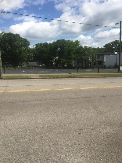 Davidson County Residential Lots & Land For Sale: 916 Acklen Ave