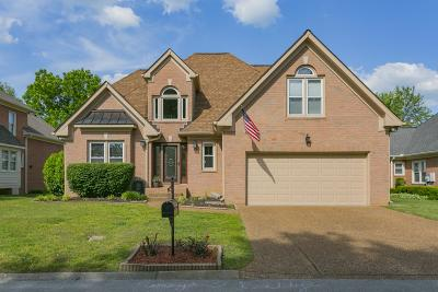 Franklin  Single Family Home Active Under Contract: 287 Rivermont Circle