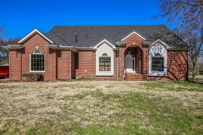 Murfreesboro Single Family Home For Sale: 2211 Garrison Cv