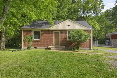 Madison Single Family Home Active Under Contract: 917 Westchester Dr