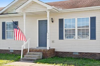 Christian County Single Family Home Under Contract - Showing: 524 Gainey Dr