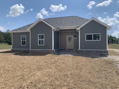 Marshall County Single Family Home For Sale: 435 Darnell Mealer Rd