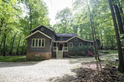 Sewanee Single Family Home For Sale: 727 Deepwoods Road