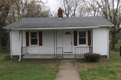 Clarksville Single Family Home For Sale: 922 Wall St