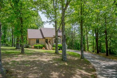 Robertson County Single Family Home Under Contract - Not Showing: 2605 Mariview Dr