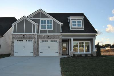 Murfreesboro Single Family Home For Sale: Caroline Farms Drive 57