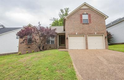 Antioch Single Family Home Under Contract - Showing: 104 Nantahala Ct