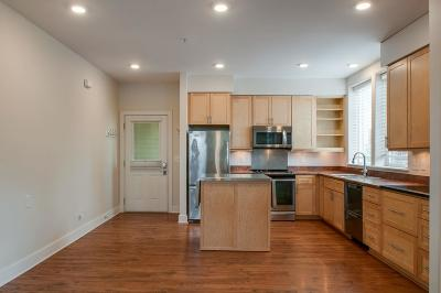Nashville Condo/Townhouse For Sale: 1325 5th Ave N Apt 7