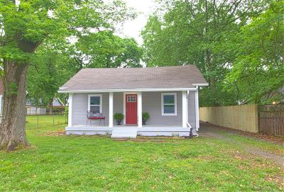 Old Hickory Single Family Home Under Contract - Not Showing: 302 28th St