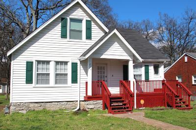 Madison Single Family Home For Sale: 215 Robinwood Avenue