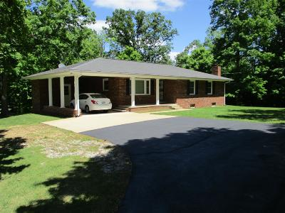 Hohenwald Single Family Home Active Under Contract: 2383 Buffalo Rd