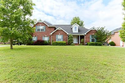 Smyrna Single Family Home Active Under Contract: 322 Andy Johns Dr