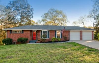 Nashville Single Family Home For Sale: 1209 Davidson Rd