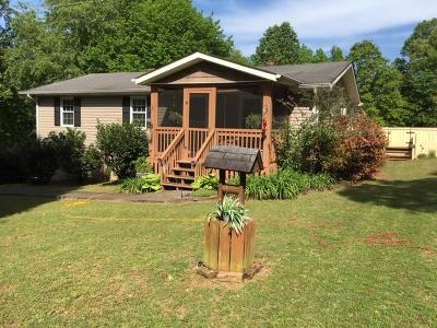 Montgomery County Single Family Home Under Contract - Not Showing: 5231 Watkins Ford Rd