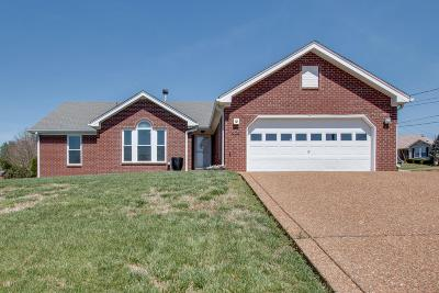 Smyrna Single Family Home Under Contract - Showing: 656 Woodburn Dr