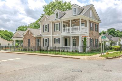 Murfreesboro Single Family Home Active Under Contract: 630 E. Vine St