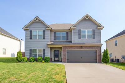 Clarksville Single Family Home For Sale: 763 Sturdivant Dr