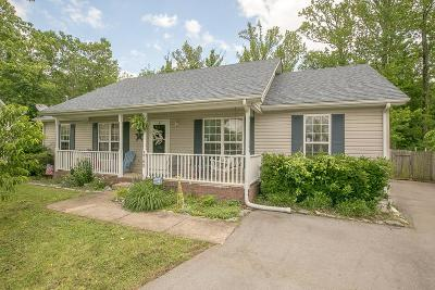 Murfreesboro Single Family Home Under Contract - Showing: 2740 Calais Ct