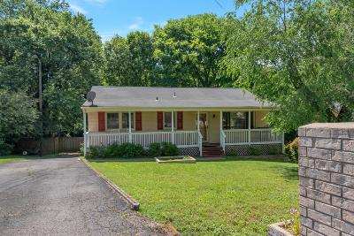 Nashville Single Family Home For Sale: 127 Rolynn Drive