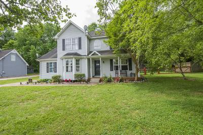 Smyrna Single Family Home Under Contract - Showing: 109 Fairwood Ct