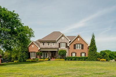 Williamson County Single Family Home Under Contract - Showing: 2462 Durham Manor Dr