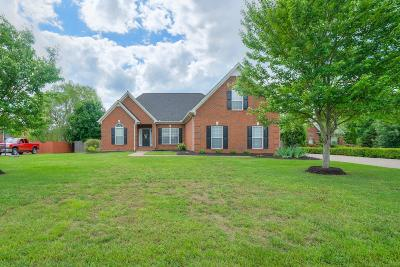 Rockvale Single Family Home For Sale: 1209 Paramount Dr