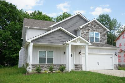 Clarksville Single Family Home Under Contract - Not Showing: 19 Chestnut Hills
