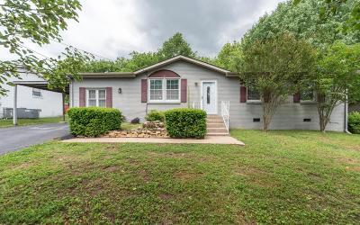 Hendersonville Single Family Home For Sale: 131 Dennis Rd